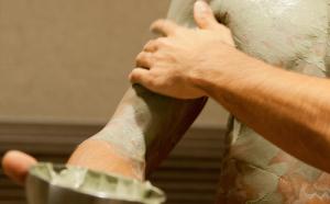 Klei behandeling als detoxmethode