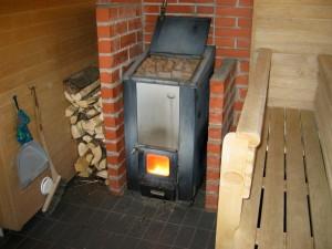 Rook sauna