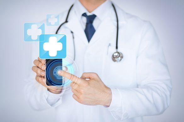 gezond door middel van je telefoon